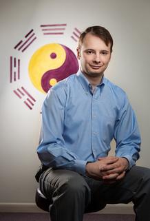 Nick Arestopoulos, LAc., Palmgren Acupuncture, Oak Park, Illinois