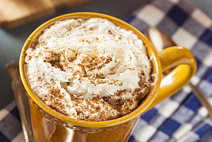 Pumpkin Spice Latte from Traditional Chinese Medicine Perspective