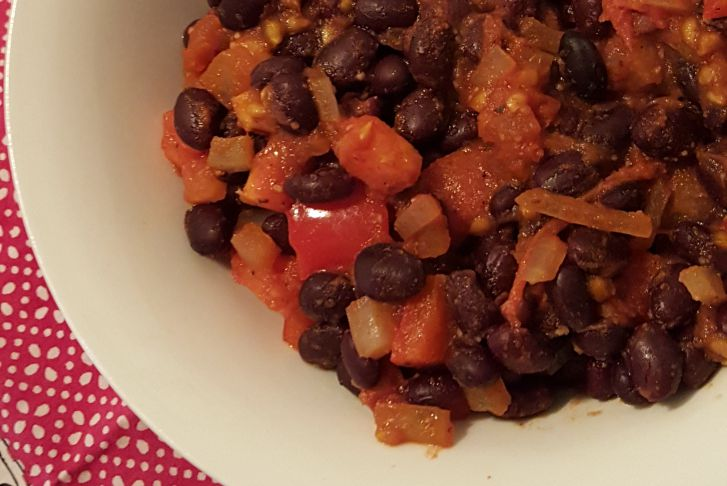 Nourishing Black Bean Salad Recipe