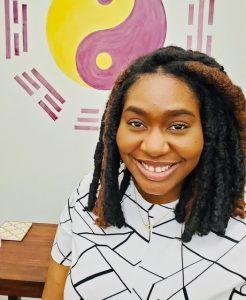 Ammie Egwu massage therapist